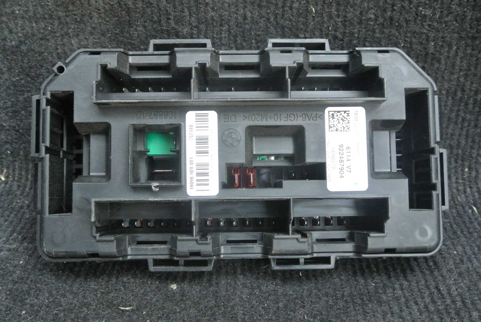 Fuse Box For Bmw 3 Series : Bmw series f fuse box ebay