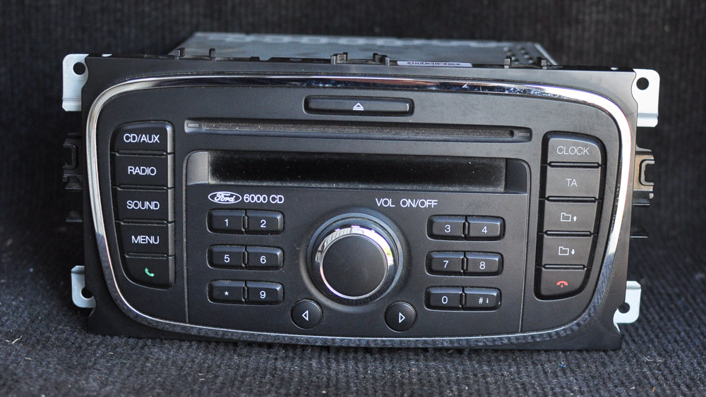 ford mondeo mk4 radio cd player unit bs7t 18c815 ae ebay. Black Bedroom Furniture Sets. Home Design Ideas