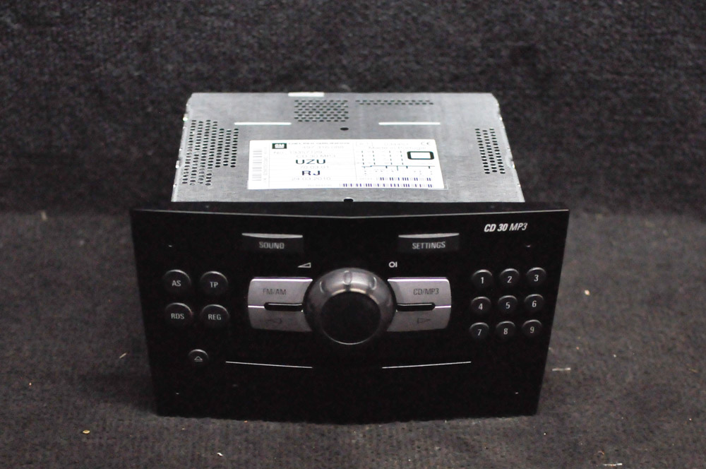 opel vauxhall corsa d radio unit 497316088 ebay. Black Bedroom Furniture Sets. Home Design Ideas