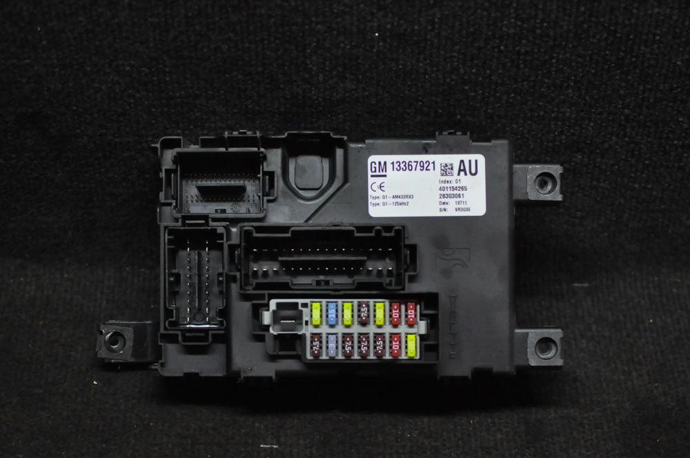 Fuse Box In Vauxhall Corsa : Opel vauxhall corsa d fuse box