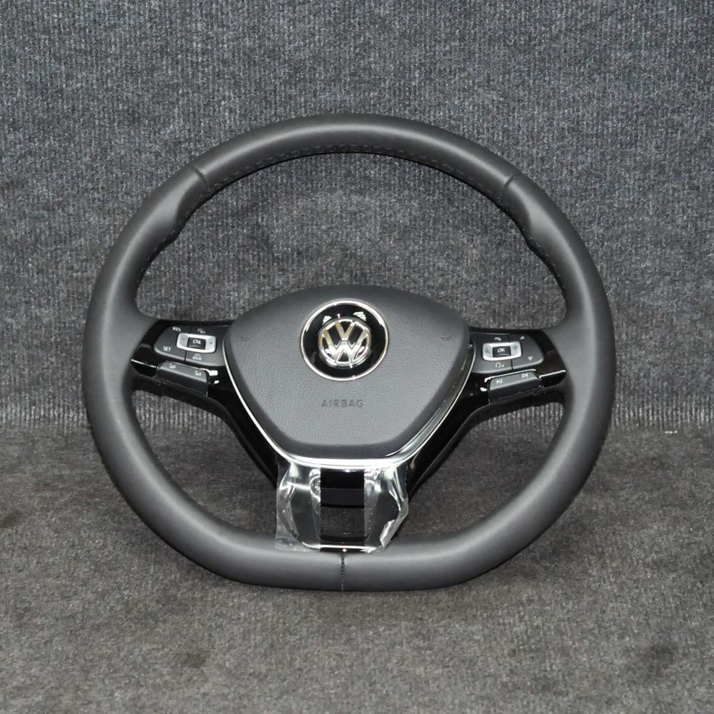 vw golf mk7 multifunction steering wheel with airbag. Black Bedroom Furniture Sets. Home Design Ideas